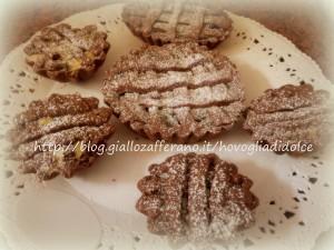 Crostatine Crema e Nutella, ricetta per la merenda