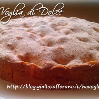 Torta di mele e cannella, ricetta per una merenda genuina