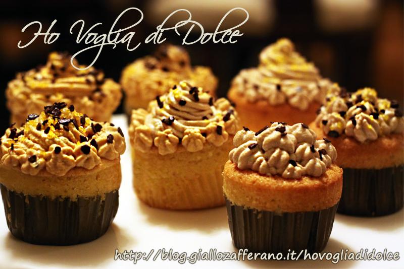 Cupcakes alla vaniglia ripieni di nutella, ricetta per halloween