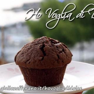 Muffin al caffè e cioccolato, ricetta per la colazione