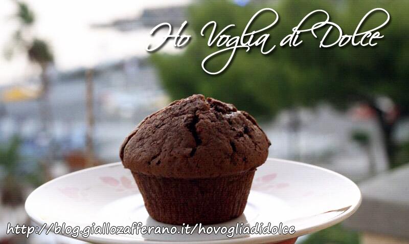 Popolare Muffin al caffè e cioccolato, ricetta | Ho Voglia di Dolce AH37