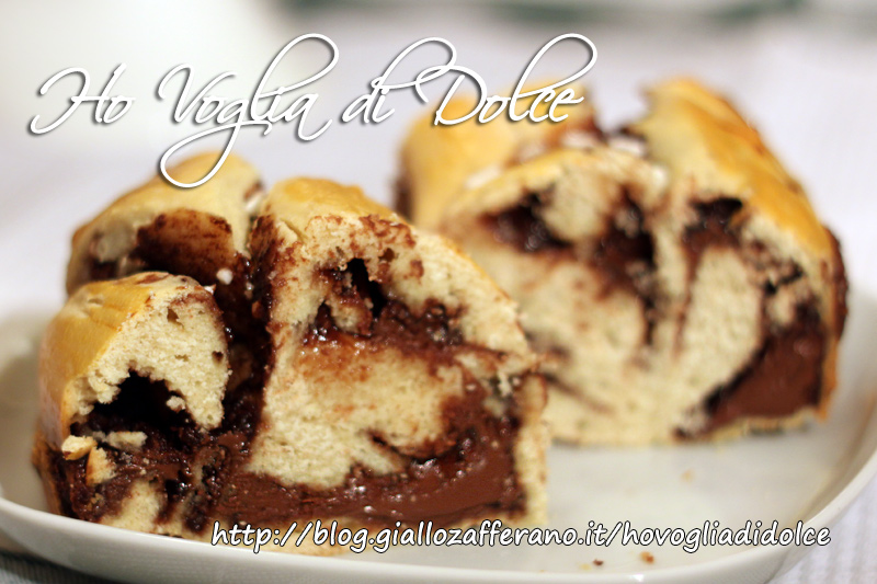 Rotolo di pan brioche alla nutella, ricetta golosa