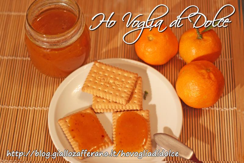 Marmellata di mandarini ricetta homemade ho voglia di dolce - Casa profumatissima ...
