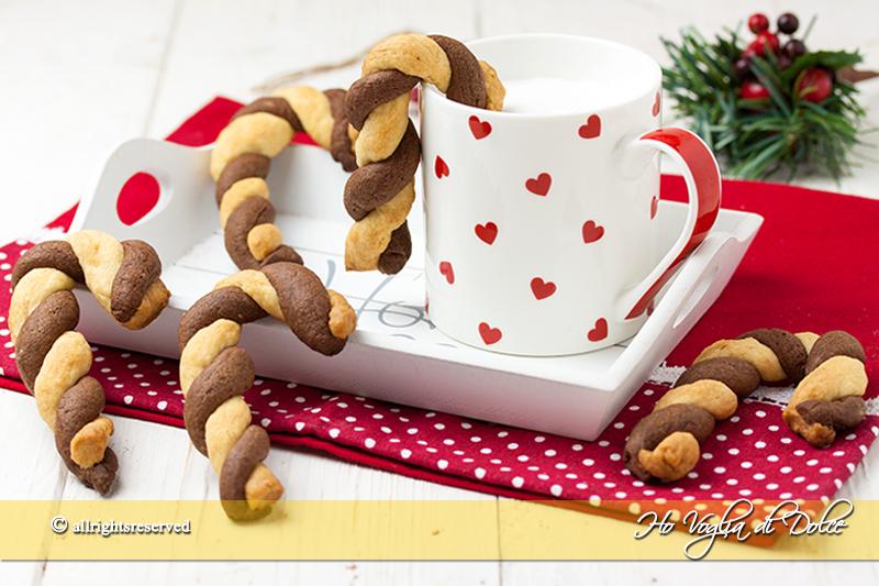Buffet Di Dolci Di Natale : Biscotti di natale abbracci natalizi ricetta ho voglia di dolce