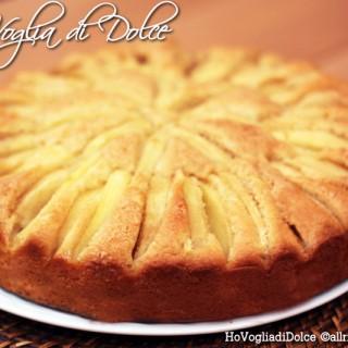 Torta di mele e cannella soffice
