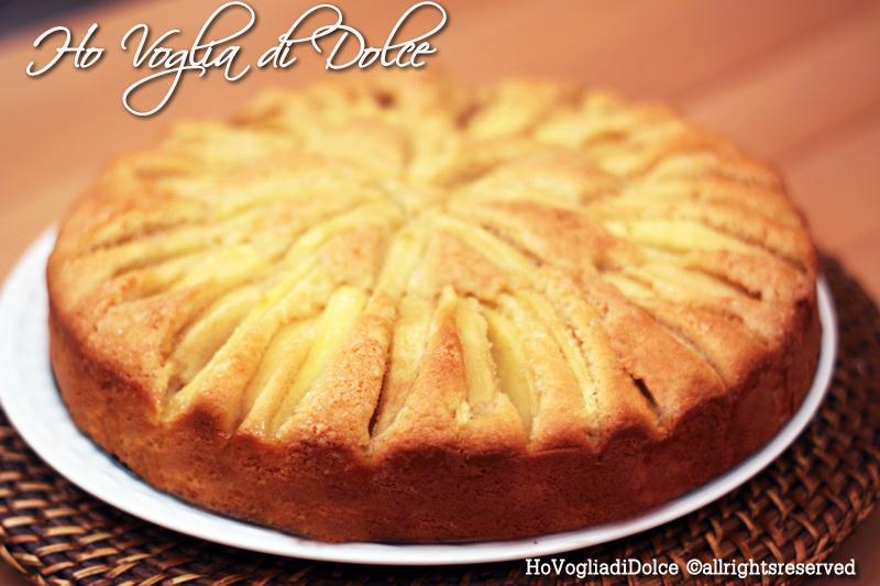 Ricetta torta con mele grattugiate