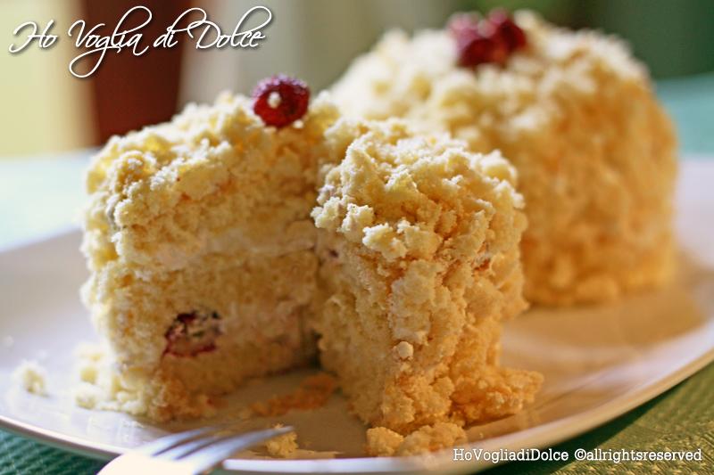 Mimosette dolci, ricetta