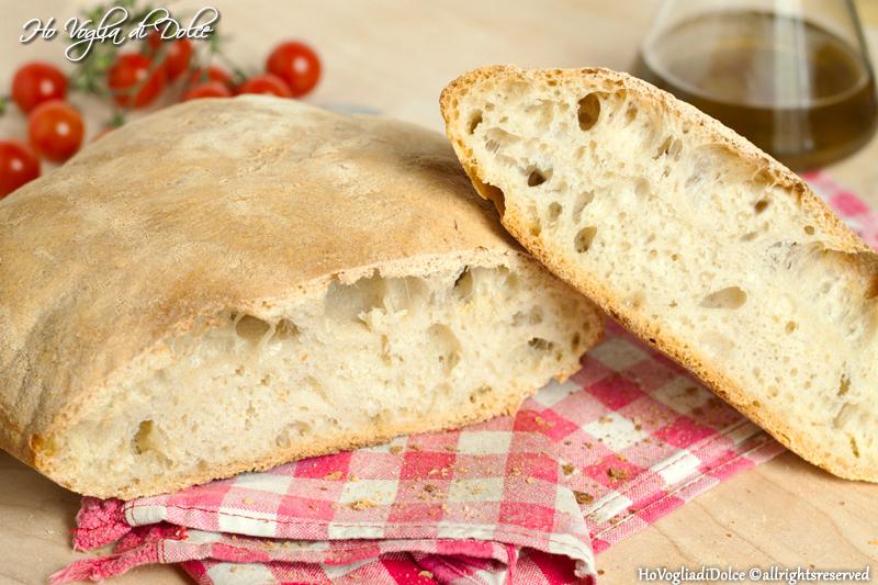 Pane pugliese, ricetta pane fatto in casa | Ho Voglia di Dolce