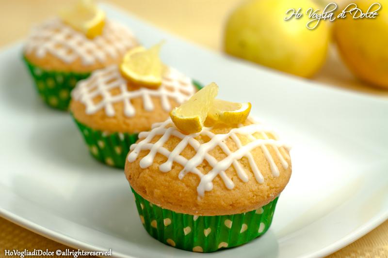 Eccezionale Muffin al limone, ricetta veloce per la colazione | Ho Voglia di Dolce FI64