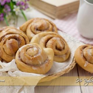 Cinnamon rolls- Girelle alla cannella
