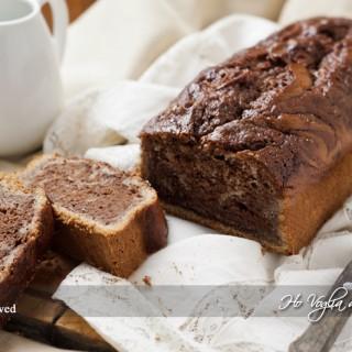 Banana e Nutella bread
