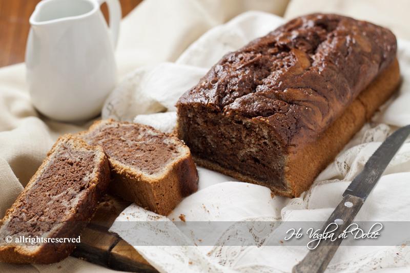 Banana e Nutella bread, ricetta per la colazione   Ho Voglia di Dolce