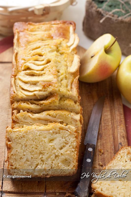 Plum And Apple Cake