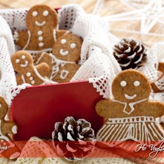 Biscotti di pan di zenzero – Gingerbread