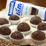 Brigadeiro al cioccolato