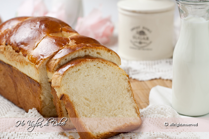 Pan brioche senza burro, ricetta con olio | Ho Voglia di Dolce