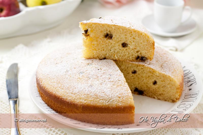 Torta in 5 minuti soffice e veloce ricetta facile ho for Ricette torte semplici