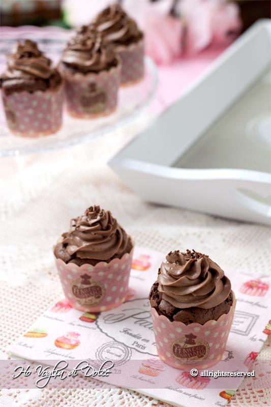 Cupcakes alla nutella