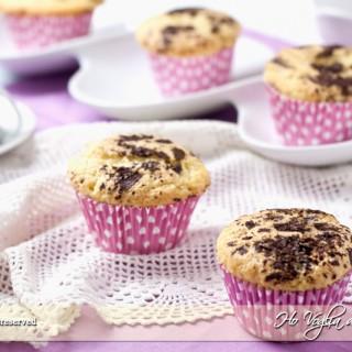 Muffin alla panna