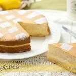 Torta al limone con crema