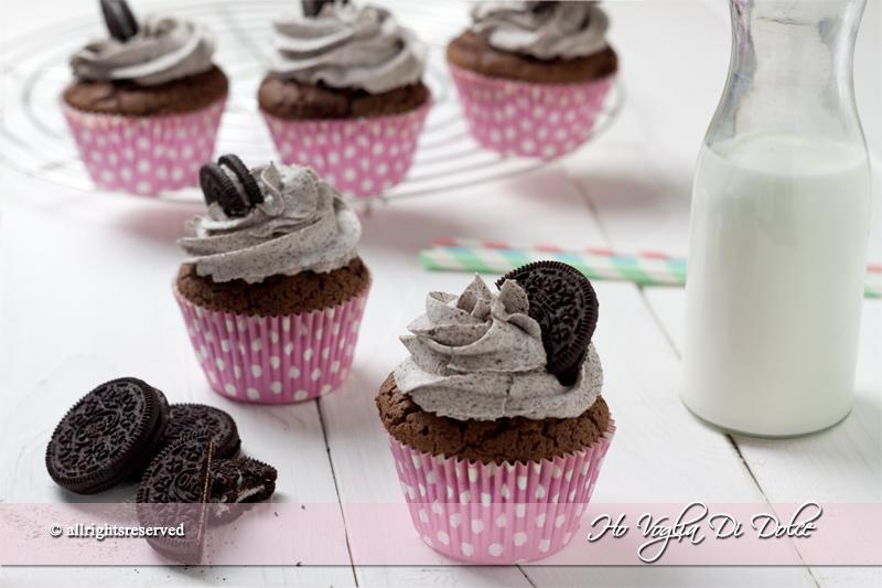 Oreo-cupcakes-ricetta