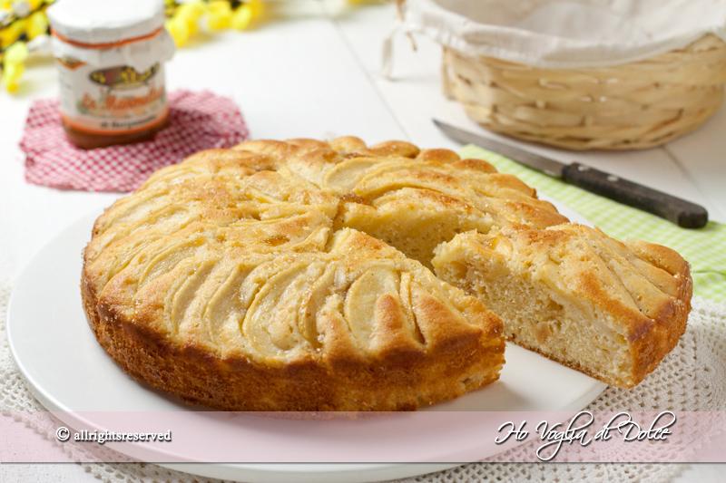 torta-di-mele-e-marmellata-ricetta