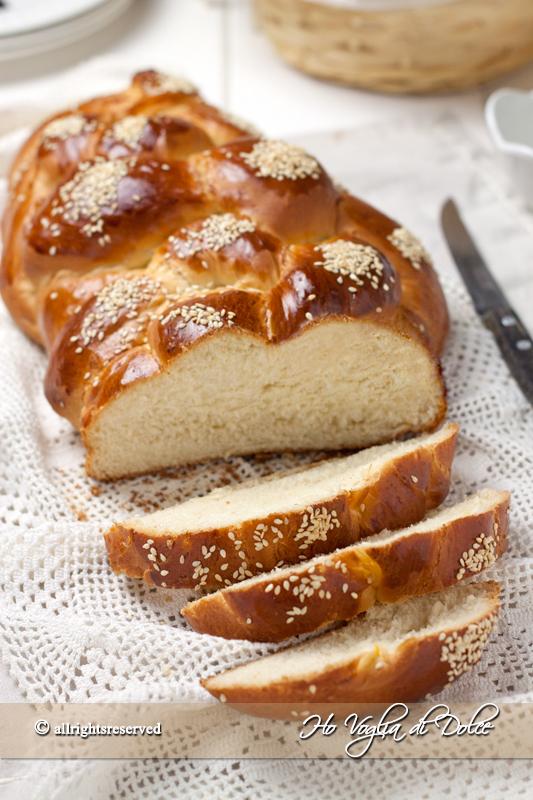 la challah pane ebraico