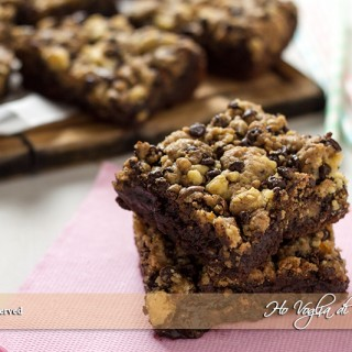 Brookies …quando un brownie incontra un cookie!