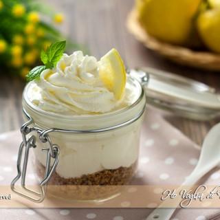 Coppette cremose al limone