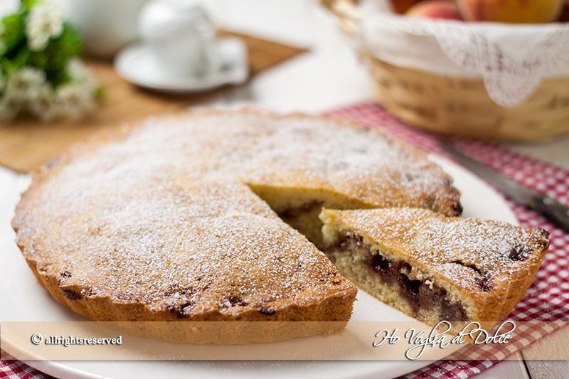 Crostata morbida e soffice di marmellata ho voglia di dolce for Torta di mele e yogurt fatto in casa da benedetta