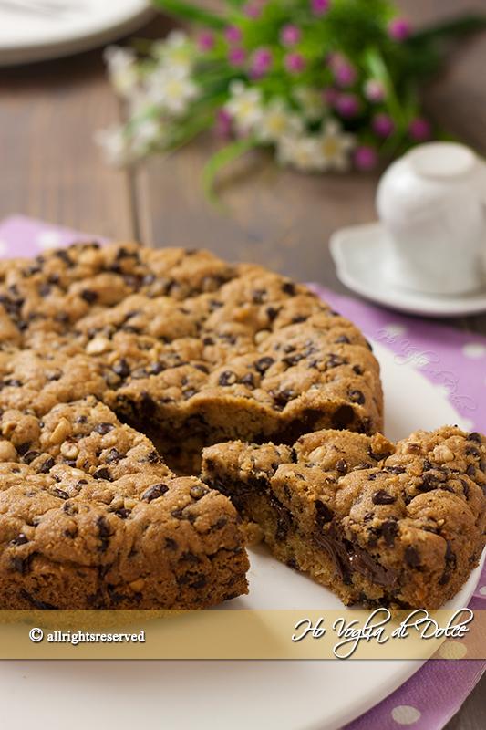 Torta cookie- torta biscotti