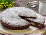Crostata morbida con crema e Nutella