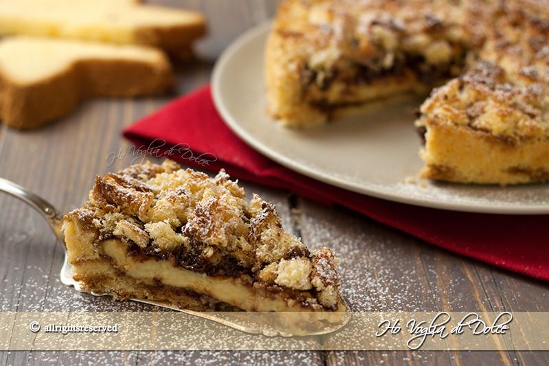 Sbriciolata-di-pandoro-crema-e-Nutella