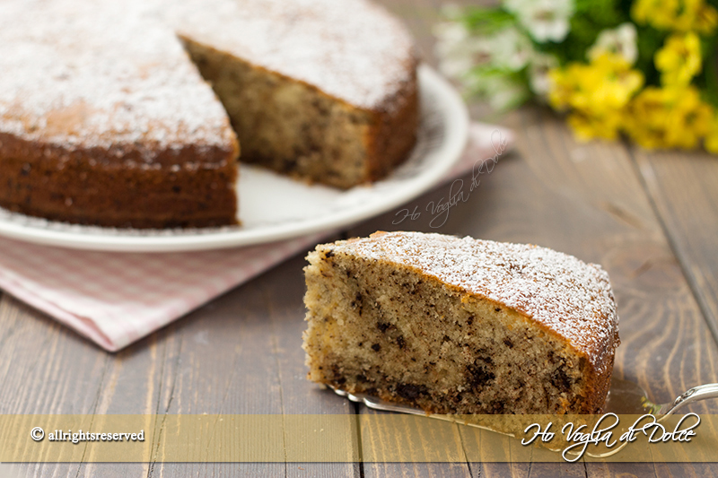 Torte Da Credenza Al Cioccolato : Torta al mascarpone e gocce di cioccolato ho voglia dolce