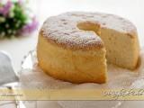 Angel cake leggera come una nuvola e senza grassi