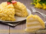 Torta mimosa ricetta classica