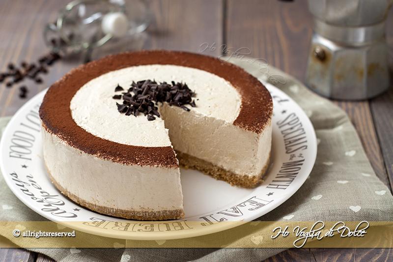 Torta Fredda Allo Yogurt E Caff 232 Ho Voglia Di Dolce