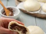 """""""Bao"""" brioches al vapore con cioccolato ricetta"""