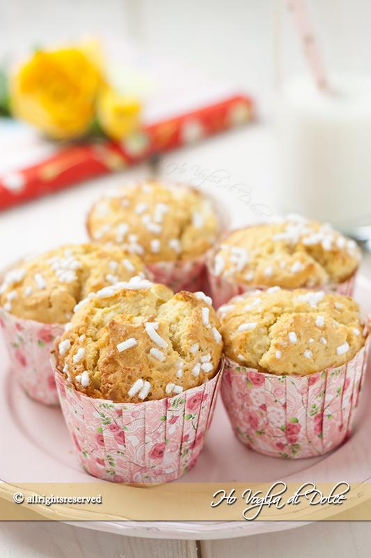 Ricette muffin dolci con ricotta