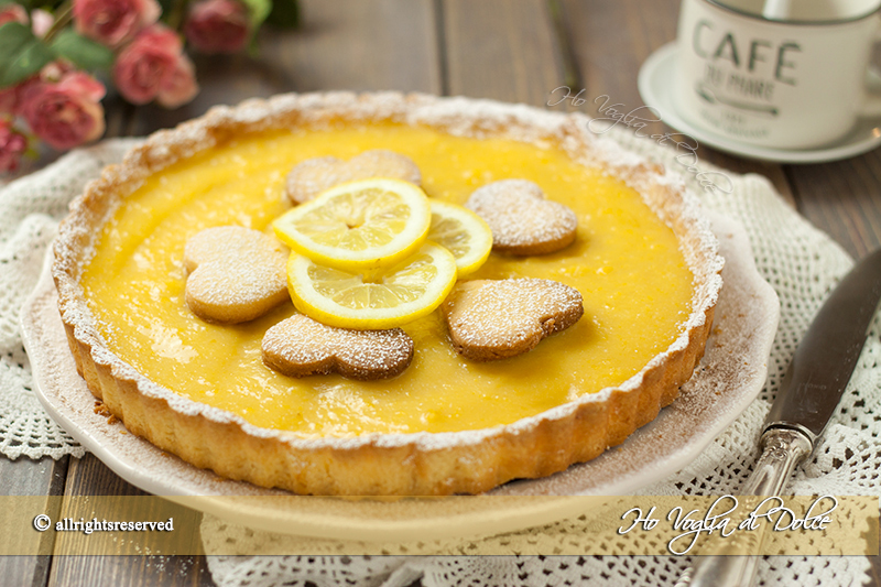 Crostata-con-lemon-curd-ricetta