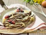 Crêpes al cioccolato ricetta