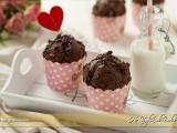 Mmuffin al cioccolato senza uova e burro