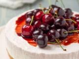 Cheesecake alle ciliegie senza cottura