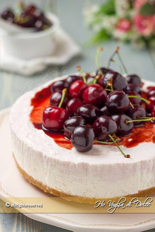 cheesecake-alle-ciliegie-senza-cottura-ricetta