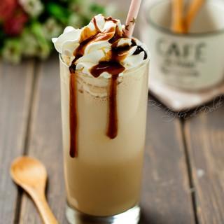 Frappè al caffè con e senza gelato