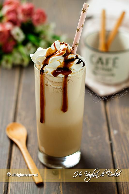 Ricetta dolce con yogurt al caffe
