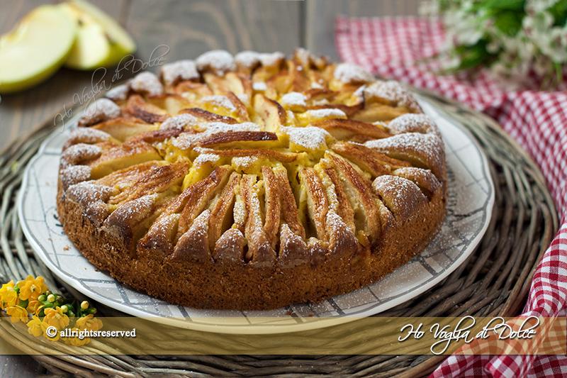 Torta-di-mele-rustica-ricetta