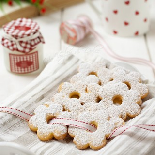 Canestrelli biscotti ricetta
