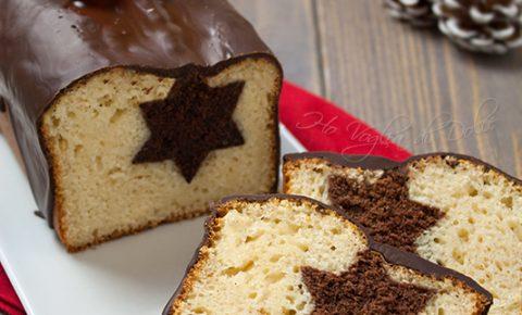 Ricetta Stella Di Natale.Plumcake Di Natale Con Stella A Sorpresa
