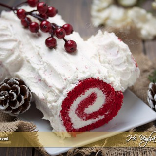 Tronchetto Red Velvet